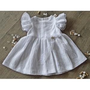 Sukieneczka do chrztu Zosia