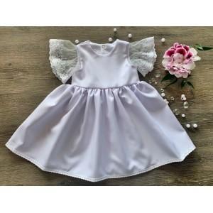 Sukieneczka do chrztu Marcelinka
