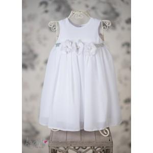 Sukienka do chrztu Kati biała
