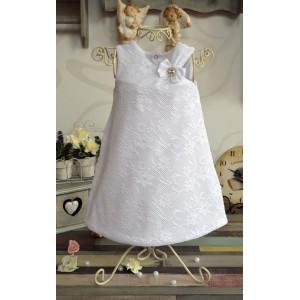 Sukieneczka do chrztu Ala (bez rękawków)